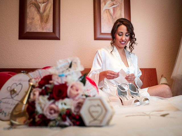 La boda de Jairo y Natalia en Madrid, Madrid 17
