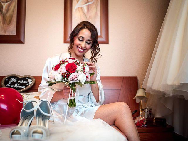 La boda de Jairo y Natalia en Madrid, Madrid 18
