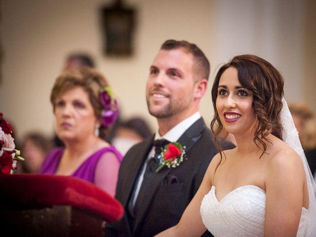 La boda de Jairo y Natalia en Madrid, Madrid 28