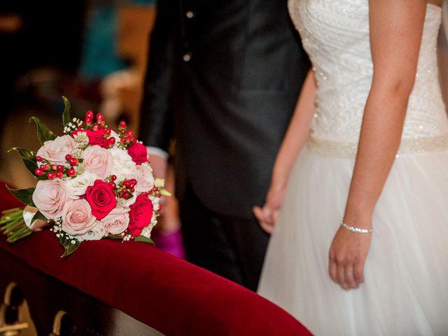 La boda de Jairo y Natalia en Madrid, Madrid 30