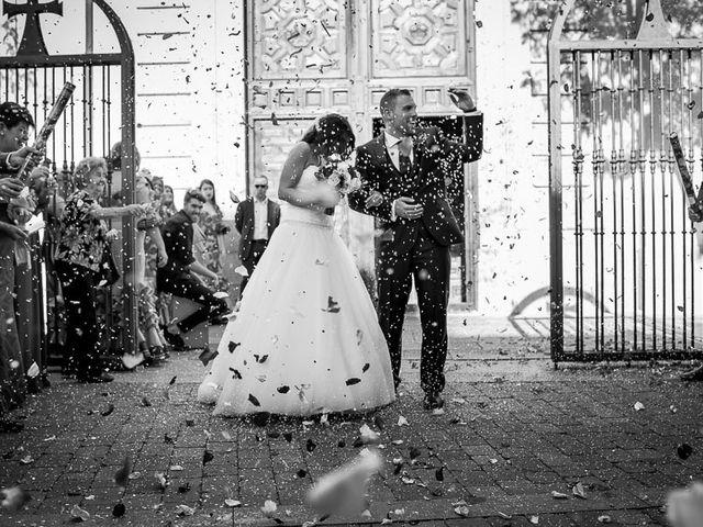 La boda de Jairo y Natalia en Madrid, Madrid 32