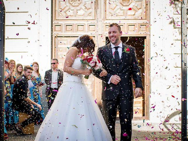 La boda de Jairo y Natalia en Madrid, Madrid 33