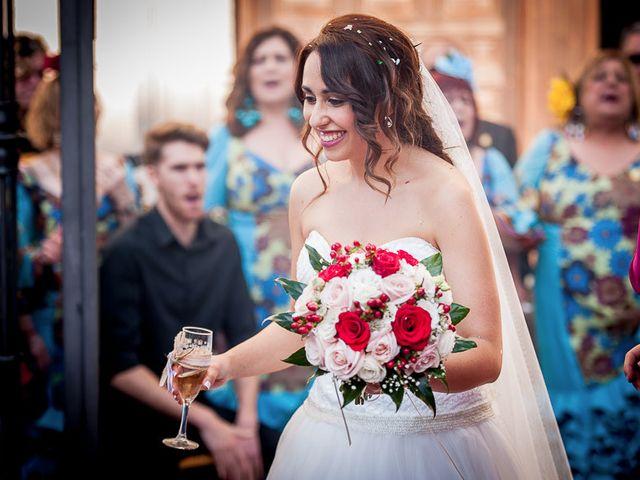 La boda de Jairo y Natalia en Madrid, Madrid 35