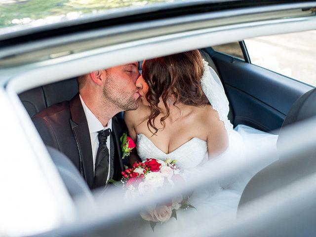 La boda de Jairo y Natalia en Madrid, Madrid 36