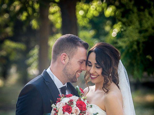 La boda de Jairo y Natalia en Madrid, Madrid 38