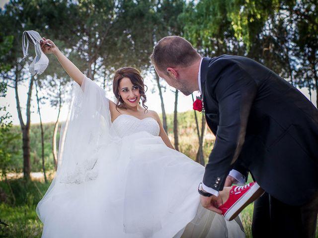 La boda de Jairo y Natalia en Madrid, Madrid 50