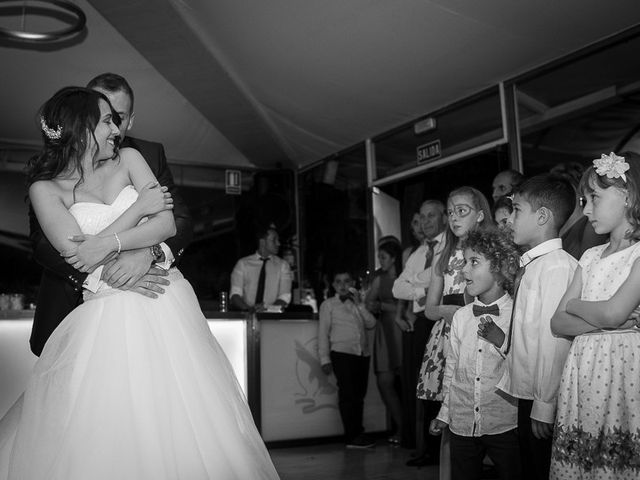 La boda de Jairo y Natalia en Madrid, Madrid 77