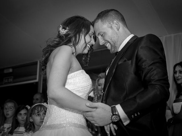 La boda de Jairo y Natalia en Madrid, Madrid 79