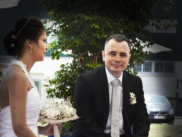 La boda de Liliana y Toni en Miramar, Valencia 3