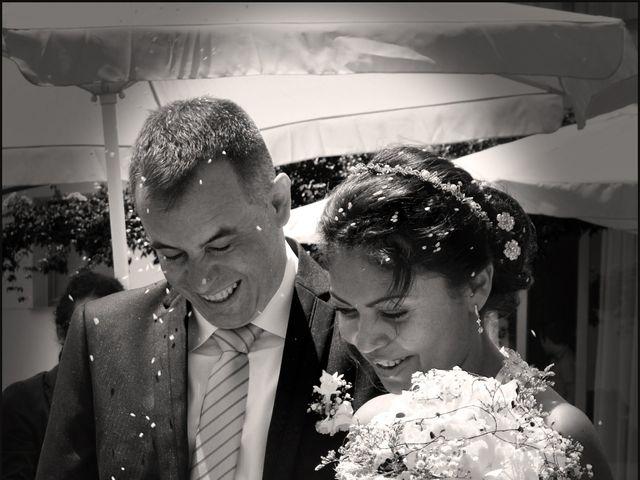 La boda de Liliana y Toni en Miramar, Valencia 5
