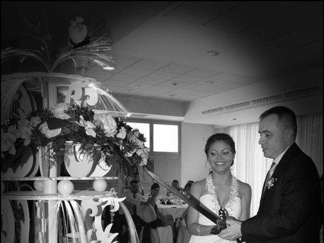 La boda de Liliana y Toni en Miramar, Valencia 6