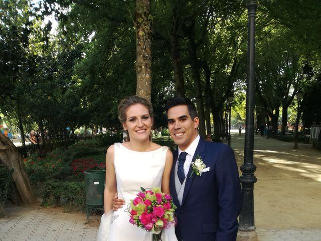 La boda de Sergio  y Prados en Talavera De La Reina, Toledo 2