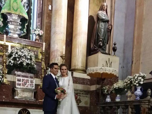 La boda de Sergio  y Prados en Talavera De La Reina, Toledo 3