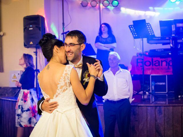 La boda de Andrés y Begoña en San Clemente, Cuenca 14