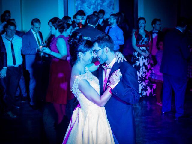La boda de Andrés y Begoña en San Clemente, Cuenca 15