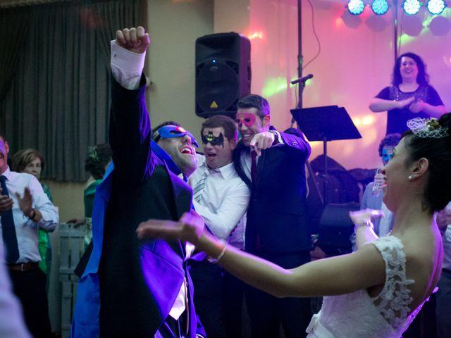 La boda de Andrés y Begoña en San Clemente, Cuenca 16