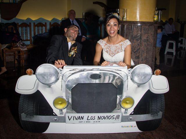 La boda de Andrés y Begoña en San Clemente, Cuenca 21