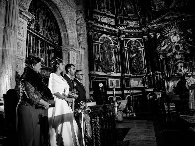 La boda de Andrés y Begoña en San Clemente, Cuenca 7