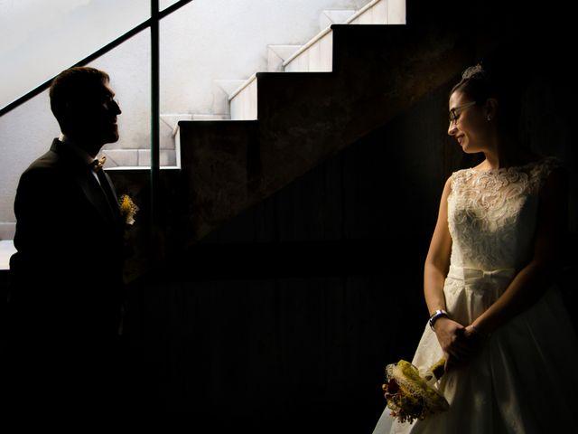 La boda de Andrés y Begoña en San Clemente, Cuenca 18