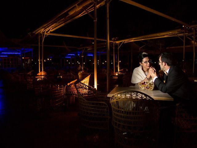 La boda de Andrés y Begoña en San Clemente, Cuenca 20