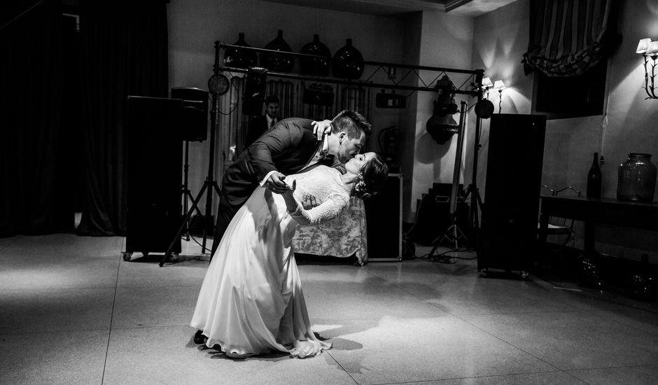 La boda de Szymon y Maria en Almoguera, Guadalajara