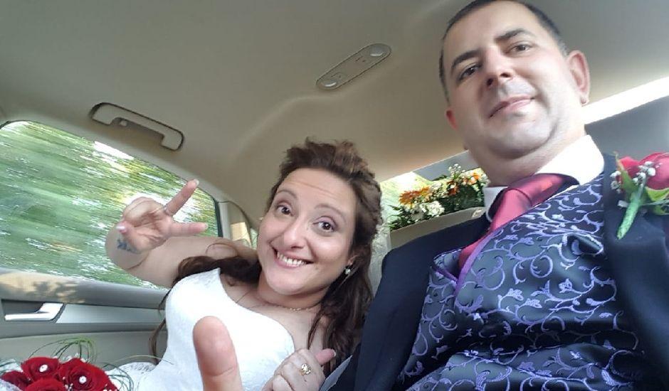 La boda de Jose  y Carol en Villarrubia De Los Ojos, Ciudad Real