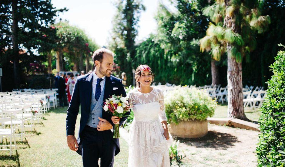 La boda de Ignacio y Lucia en Beniarbeig, Alicante