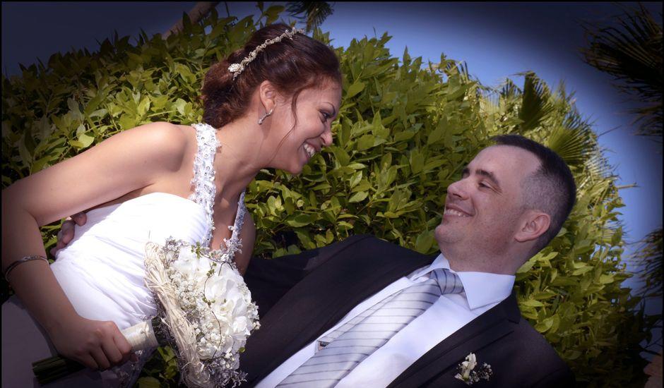 La boda de Liliana y Toni en Miramar, Valencia