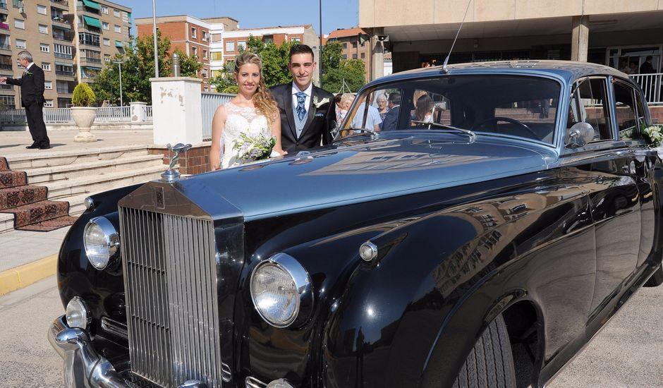 La boda de Aitor y Rocio en Zaragoza, Zaragoza
