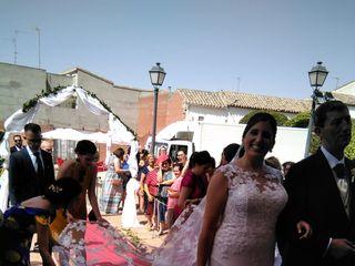 La boda de Carolina y Óscar 1