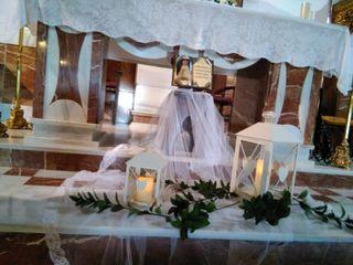 La boda de Carolina y Óscar 2
