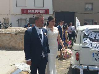 La boda de Carolina y Óscar