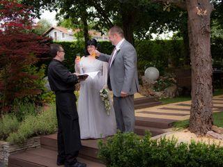 La boda de Oihana y Diego 2