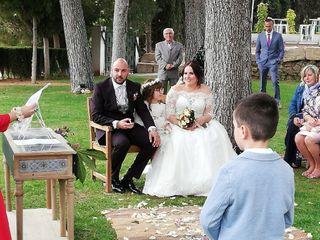 La boda de Ainhoa y Valentin