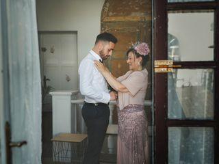 La boda de Cris y David 1