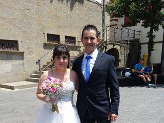 La boda de Enrique y Vane 1