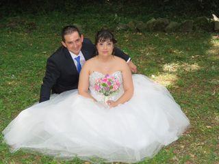 La boda de Enrique y Vane
