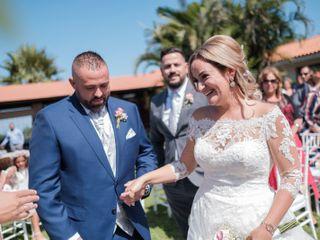 La boda de Verónica  y Jose Ramon