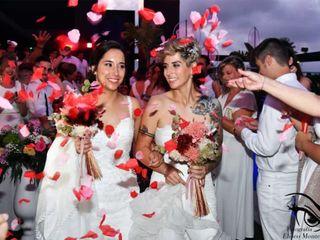 La boda de Marina y María 1