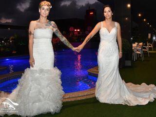 La boda de Marina y María