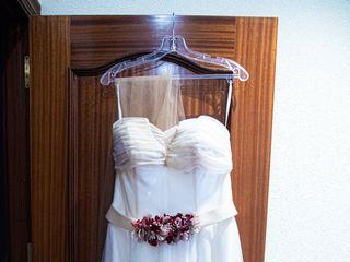 La boda de Merino y Amaia 1