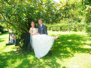 La boda de Merino y Amaia