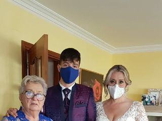 La boda de Fátima  y Alberto  3