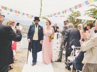 La boda de Nathalie y Victor