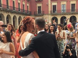 La boda de Cova y Simón 3