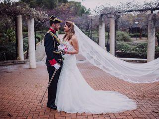 La boda de Tanja y Tony