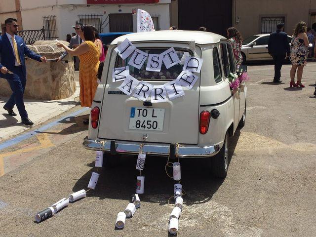 La boda de Óscar y Carolina en Turleque, Toledo 1