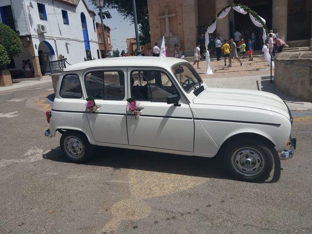 La boda de Óscar y Carolina en Turleque, Toledo 8
