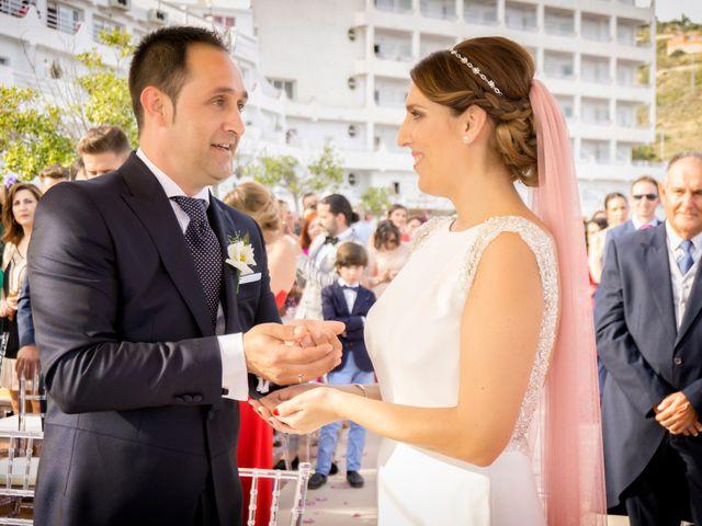 La boda de Javi y Lydia en Salobreña, Granada 12