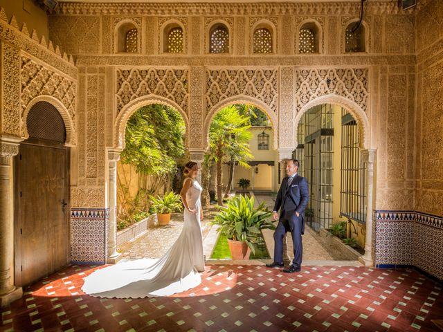 La boda de Javi y Lydia en Salobreña, Granada 1